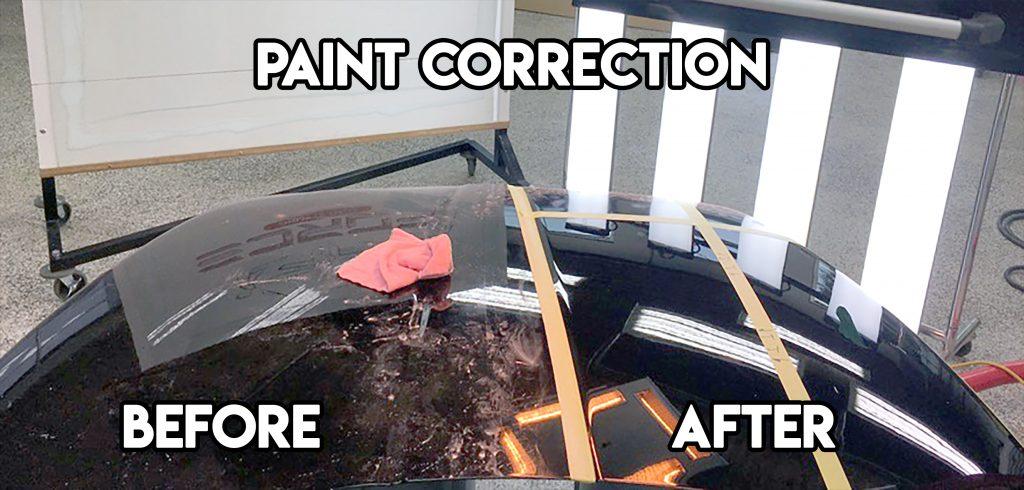 Paint Correction Services
